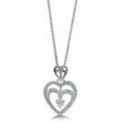Necklace Heart 02